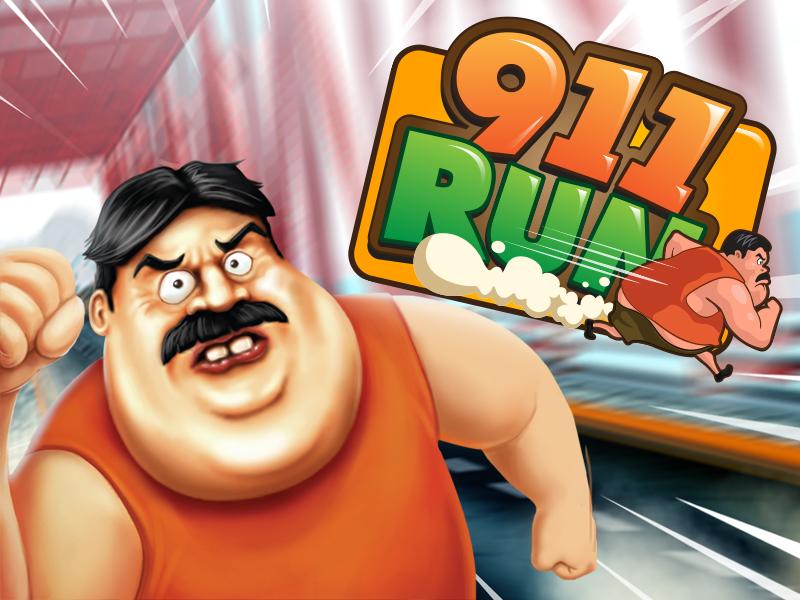 911 Run