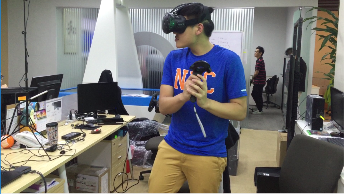 Closet Baseball (Virtual Reality)