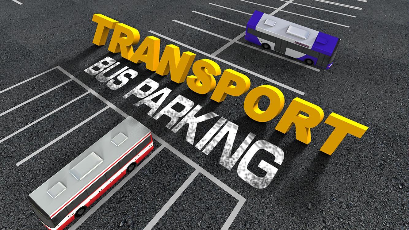 Bus Parking Driver Simulator