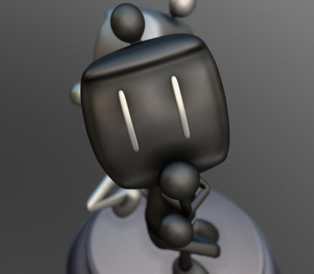 Bomberman Fan Art