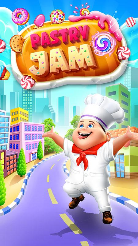 Pastry Jam