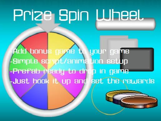 Prize Spin Wheel