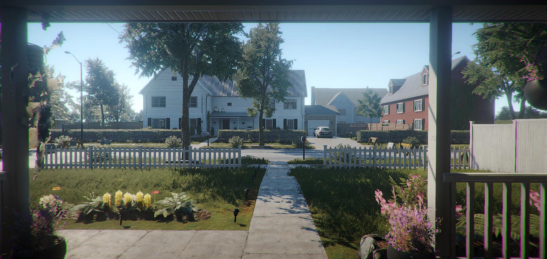 Suburb Neighborhood House Pack (Modular)