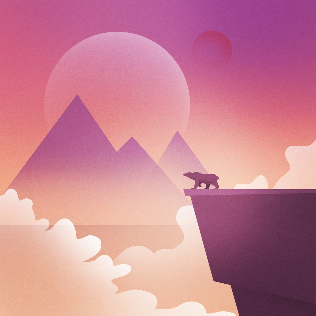[WIP] 2D Flat Background Art