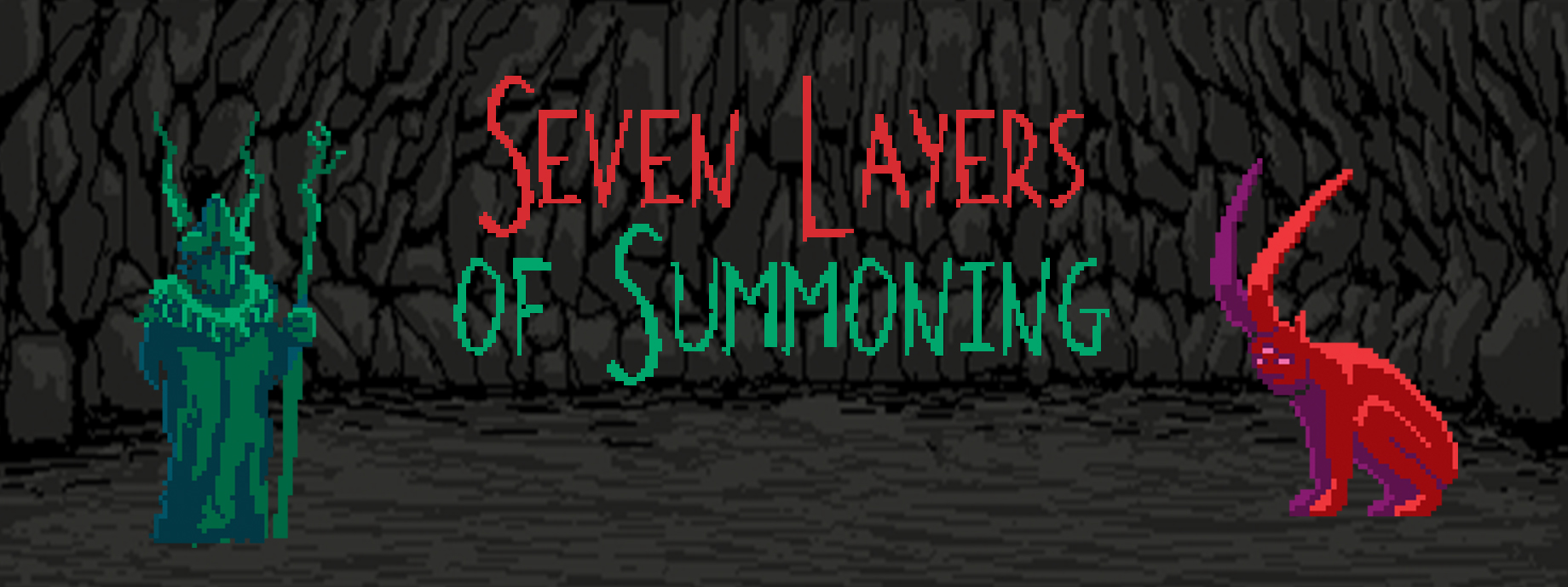 GGJ16: Seven Layers of Summoning