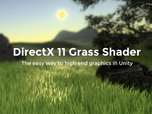 DirectX 11 Grass Shader