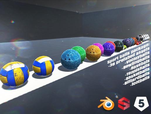Sport Balls Package