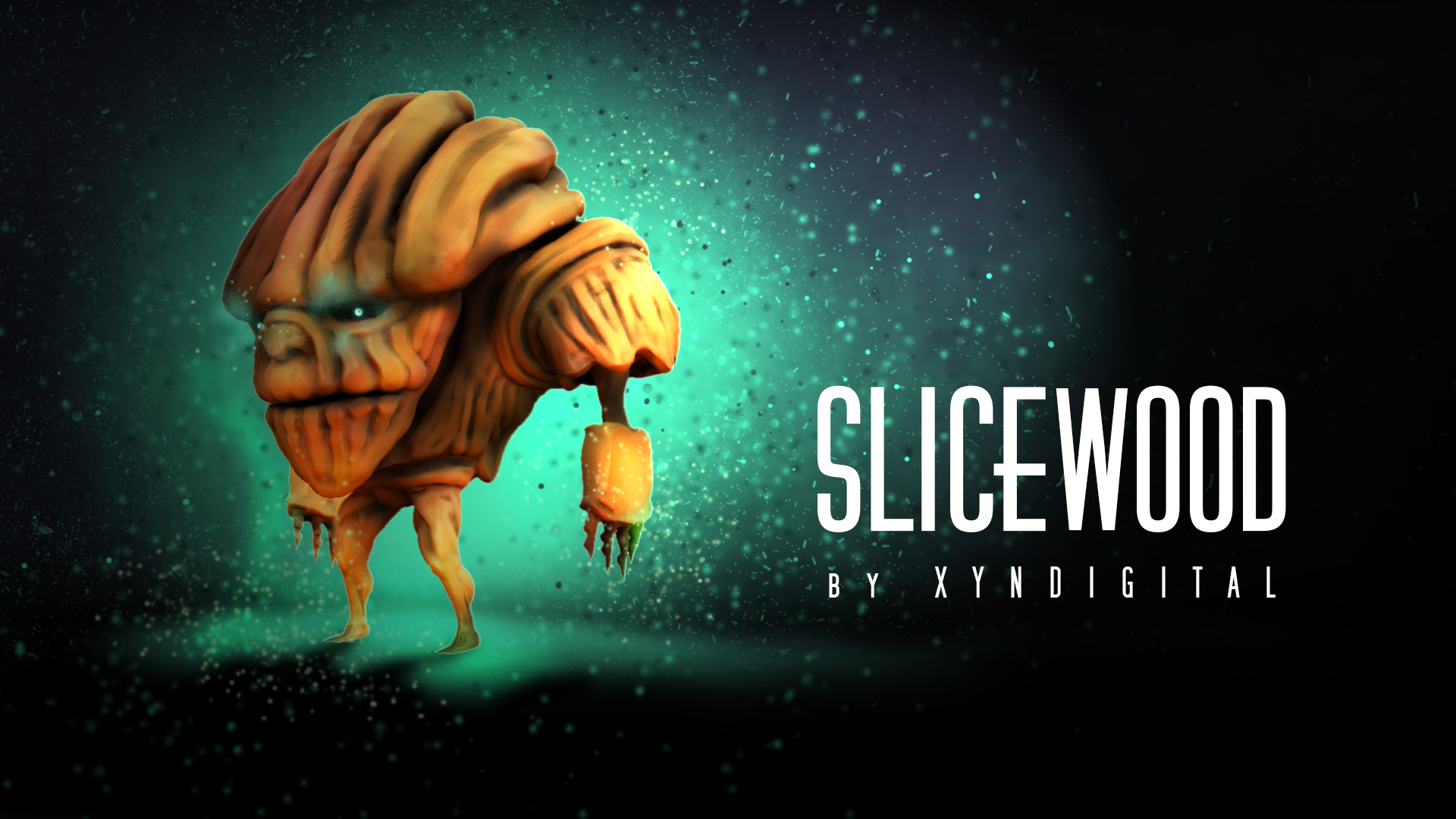 Slicewood | Character Concept