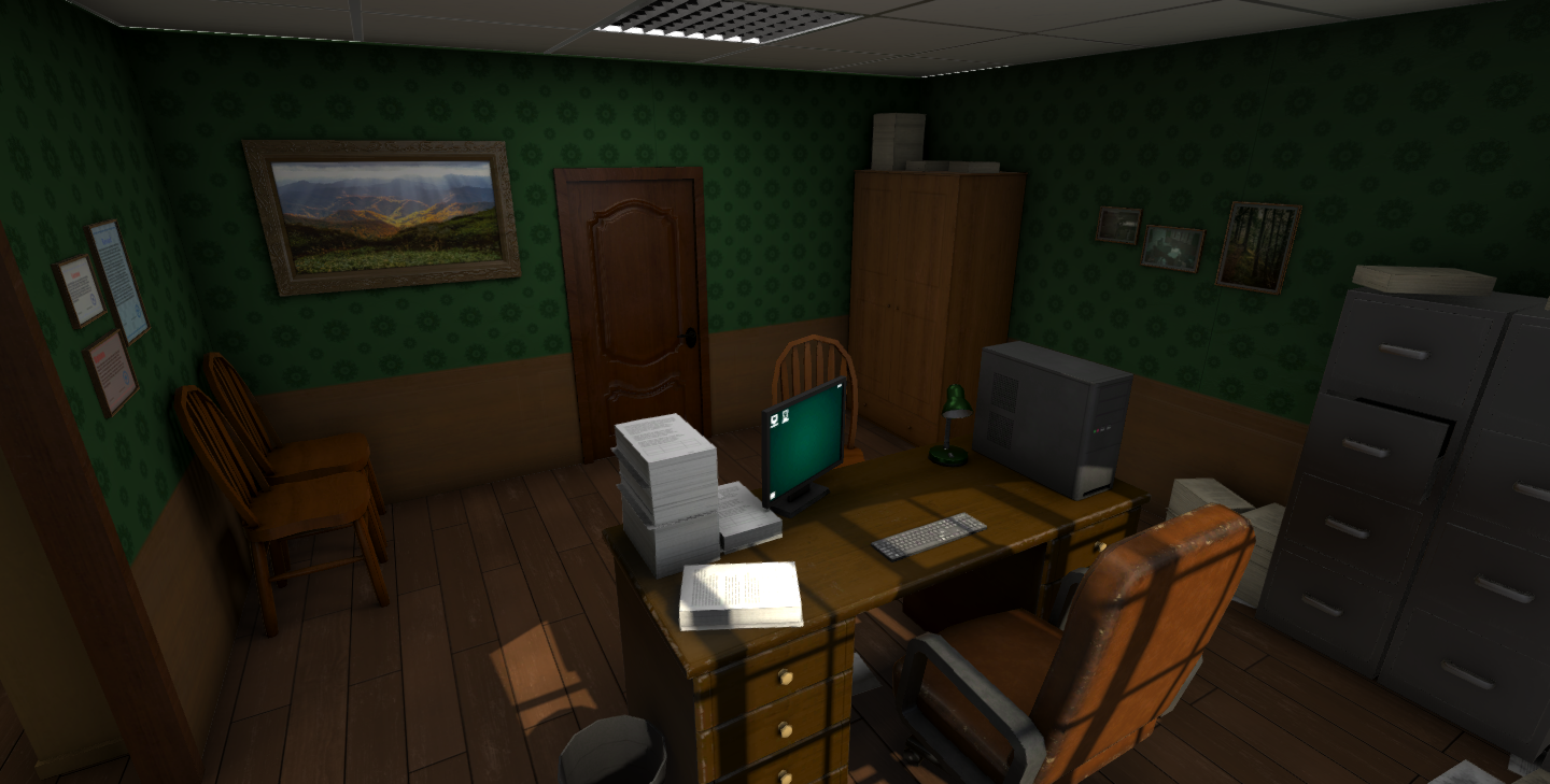 Private Office [Room]
