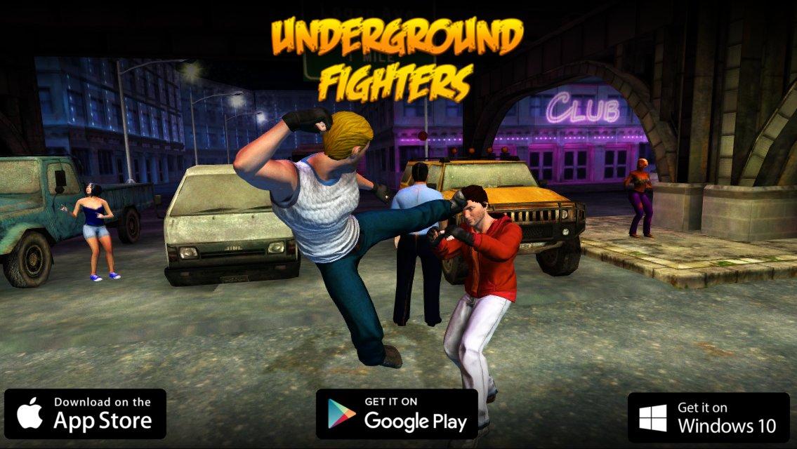 Underground Fighters