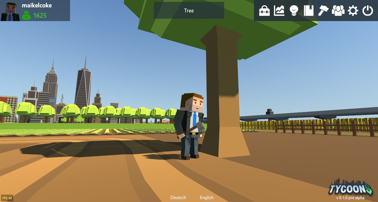 Tycoon$: The resource system is finished