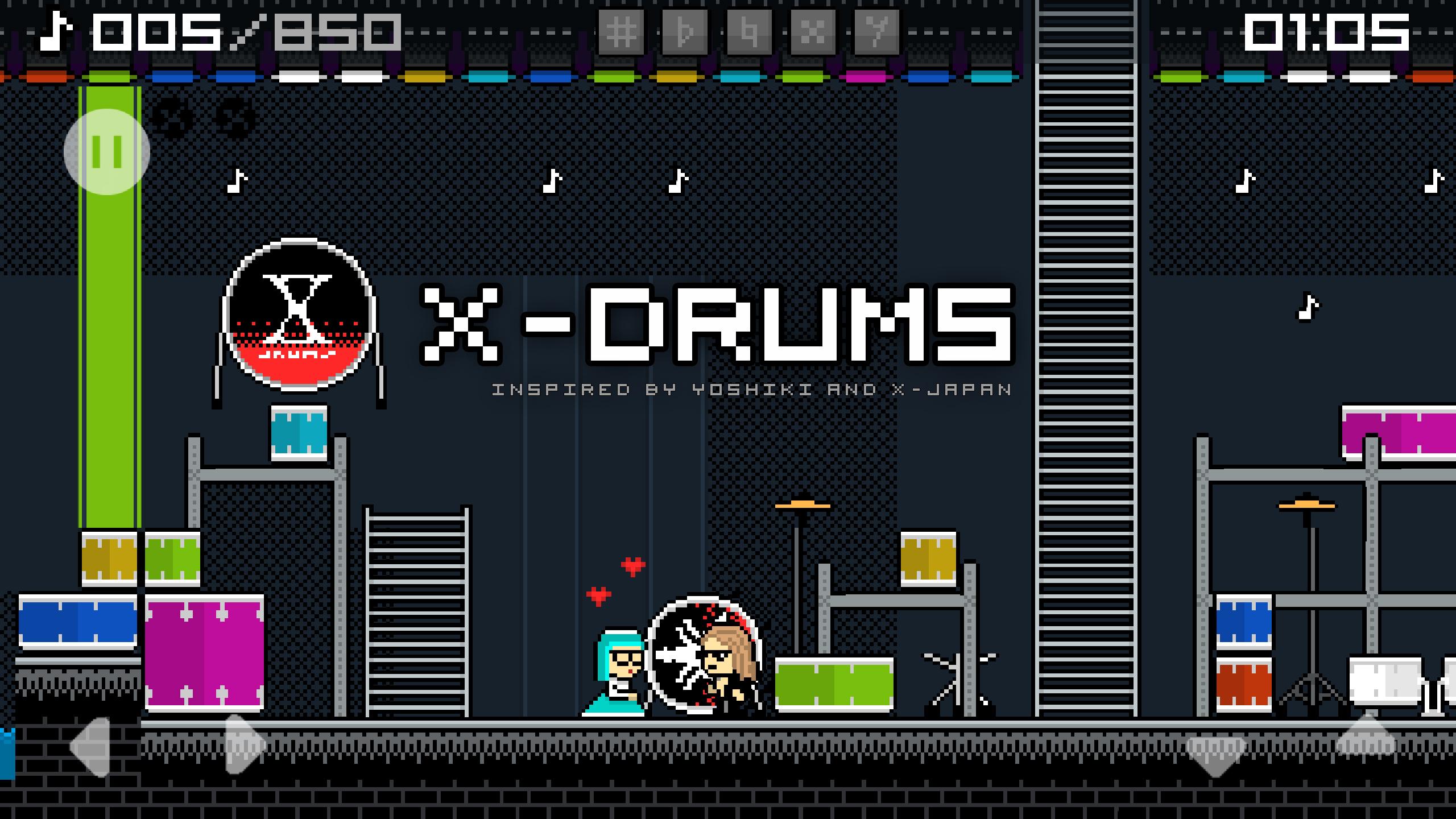 X-Drums