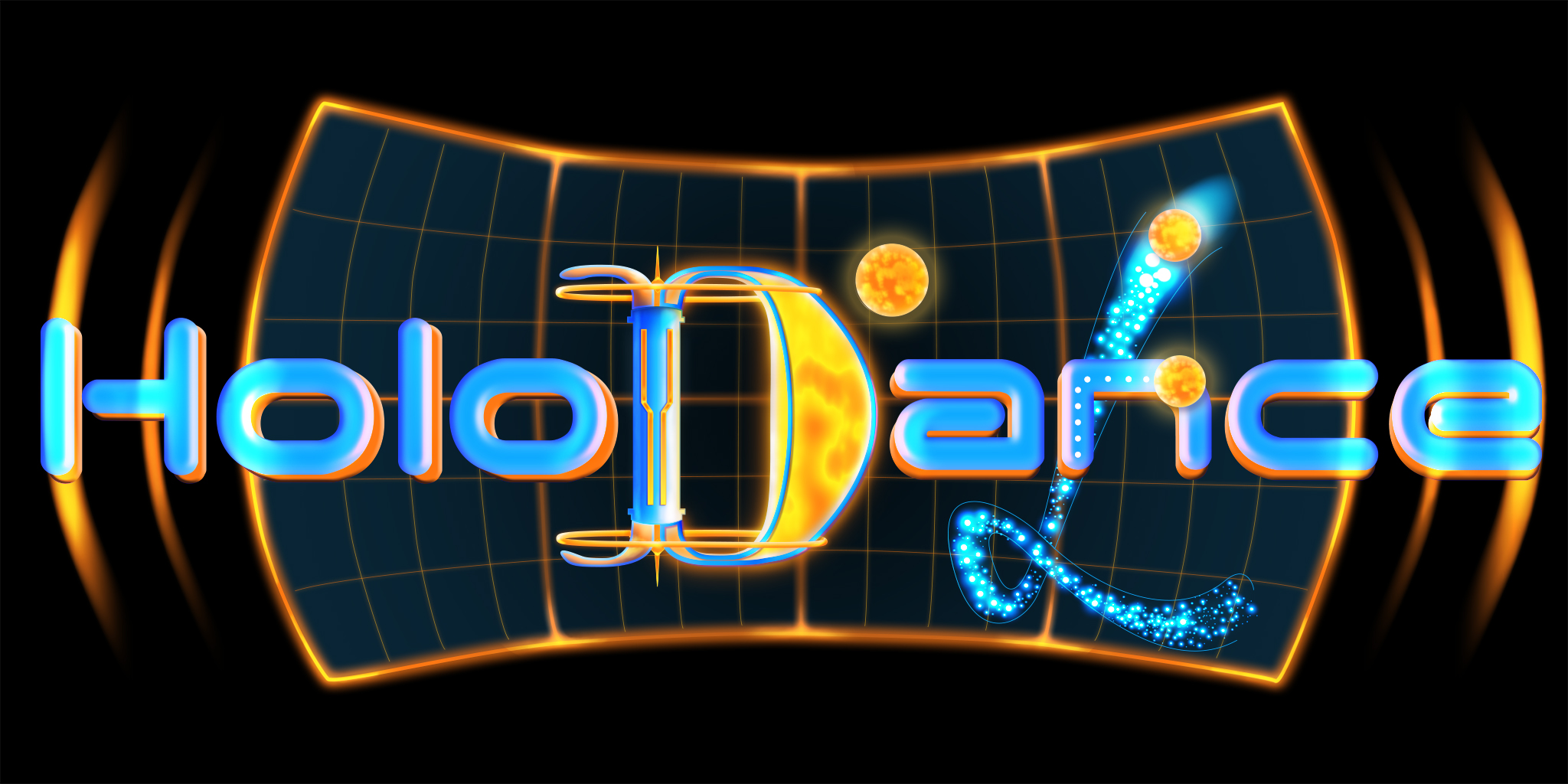 Holodance. Music game in VR