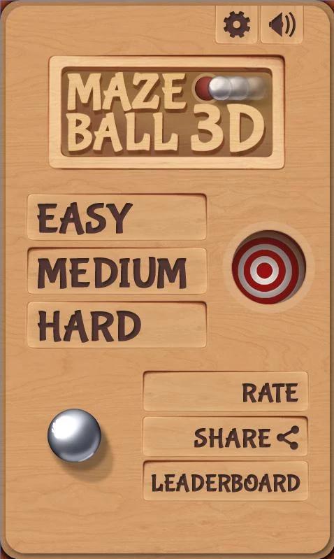 Maze Ball 3D