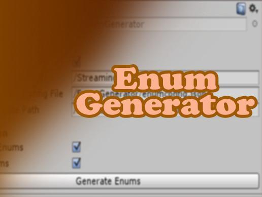Enum Generator