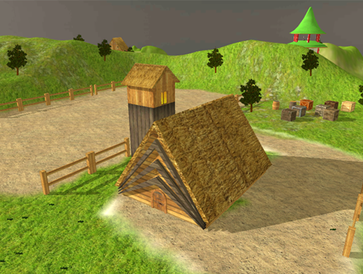 Farming Village Environment Pack