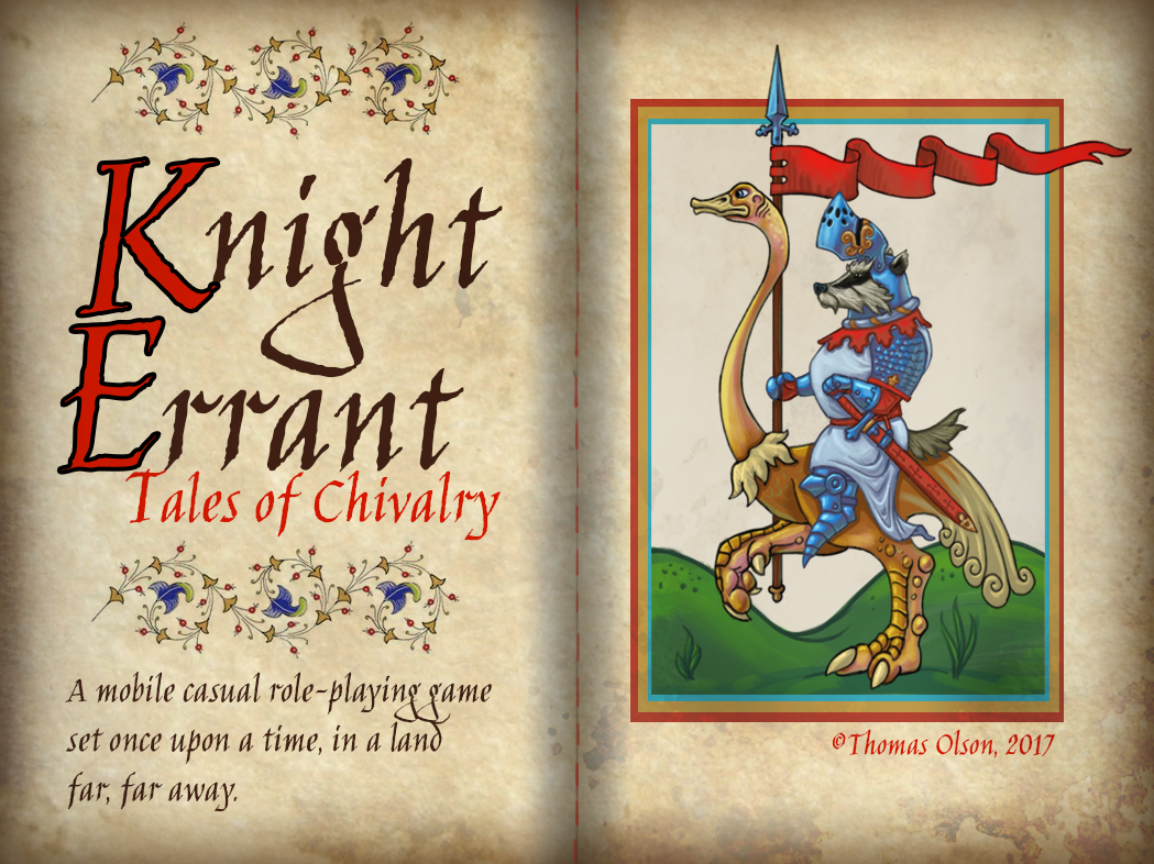 Knight Errant: Tales of Chivalry