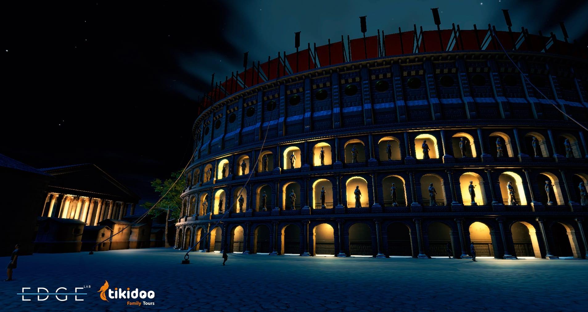 Colosseum VR