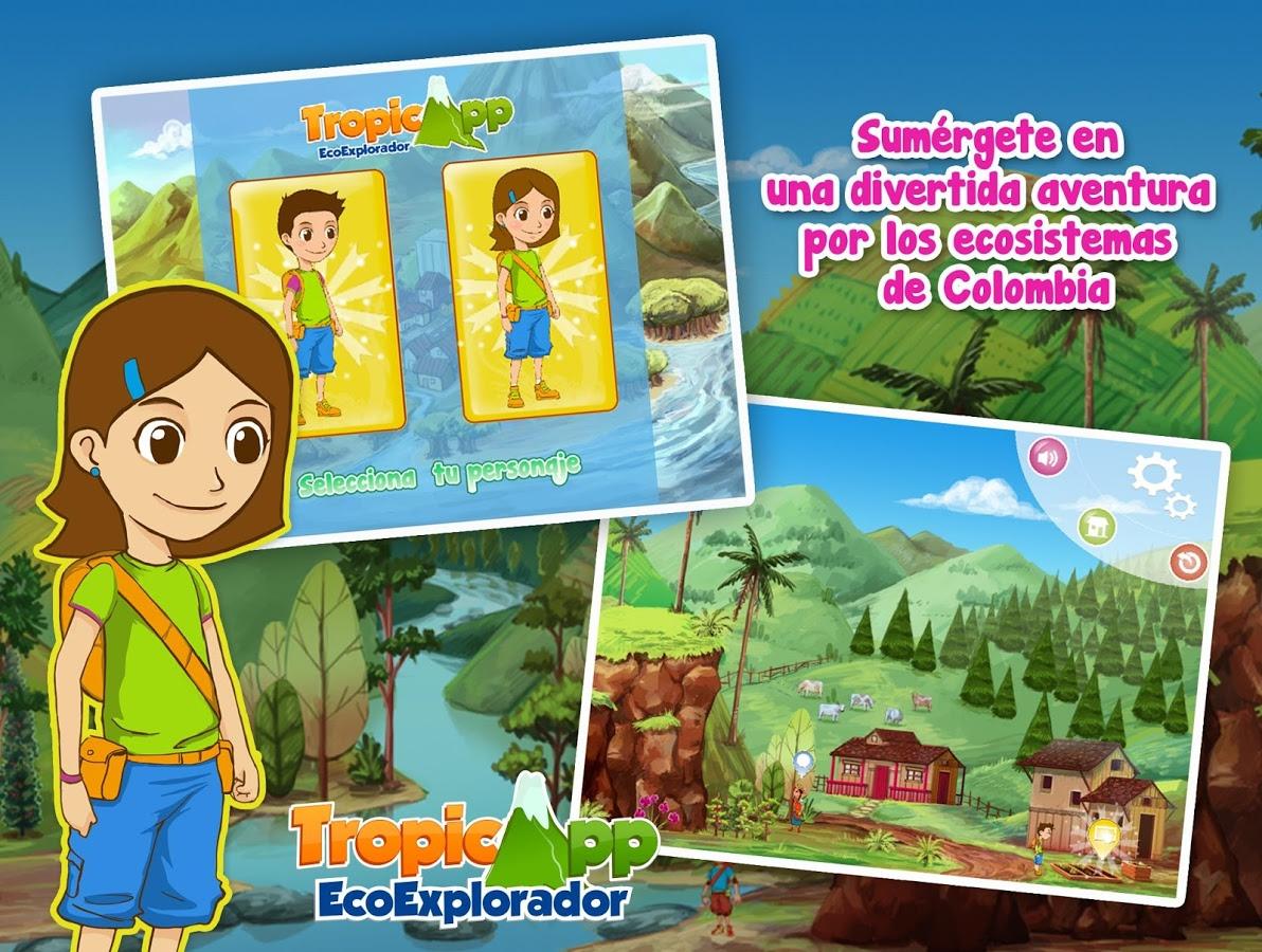 TropicApp EcoExplorador