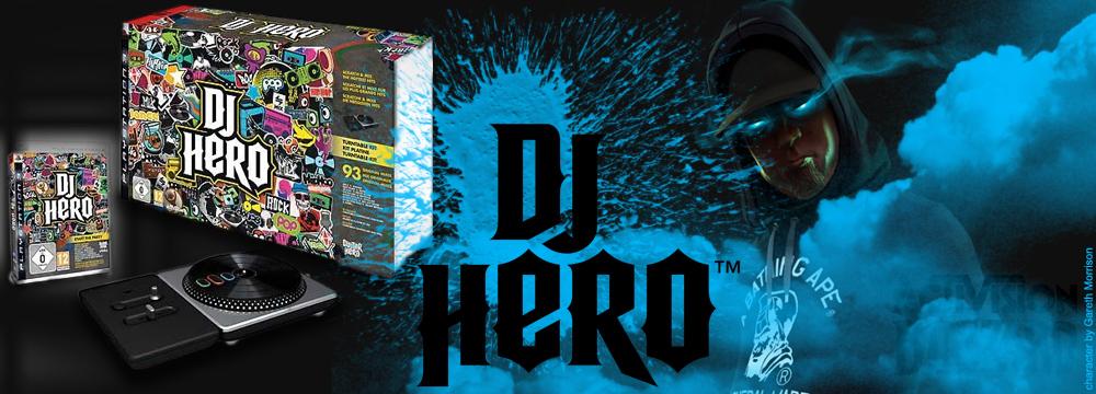 DJHERO - Playstation/Xbox/Wii
