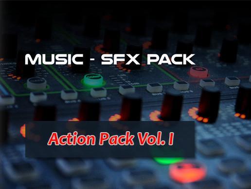 Action Pack Volume I