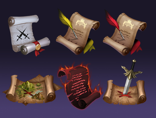 magic paper set