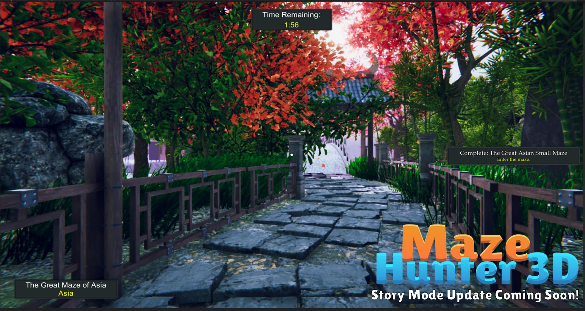 Maze Hunter 3D