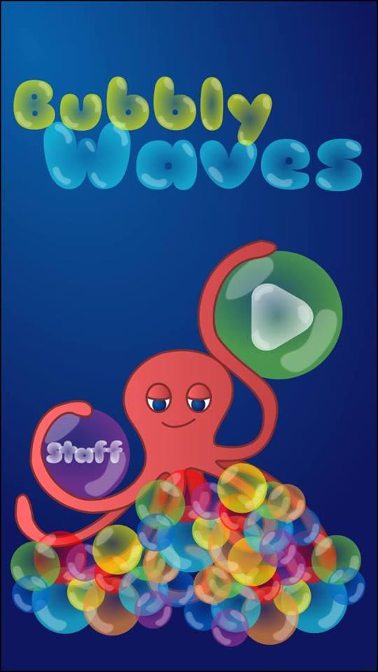 Bubbly Waves
