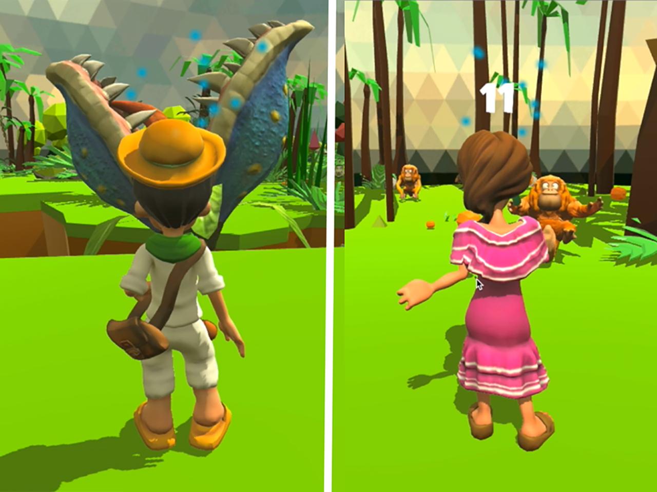 Mi Tierra (Game Design/Development)