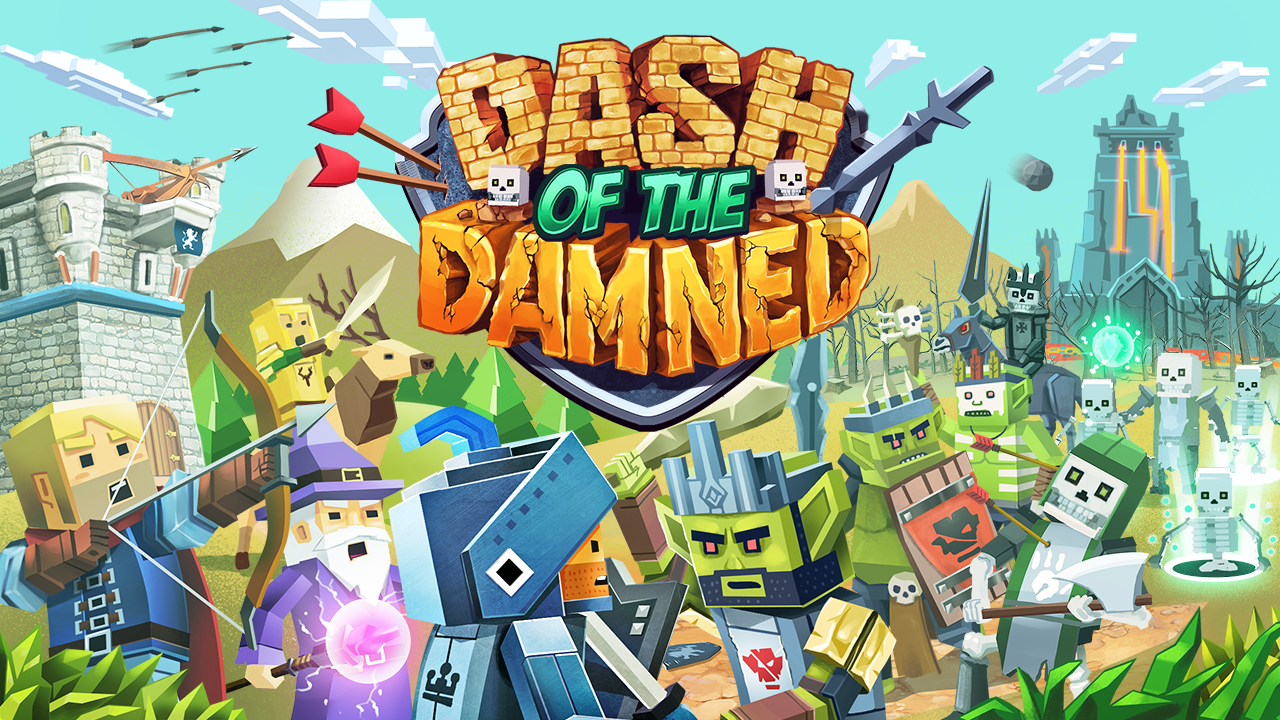 Dash of the Damned