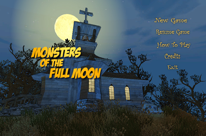 Monsters of The Full Moon