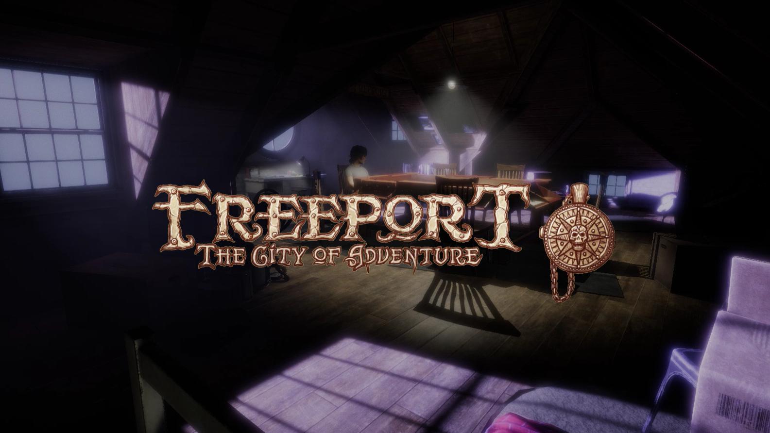 Freeport: The City of Adventure