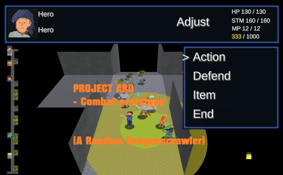 Project ARD Prototype