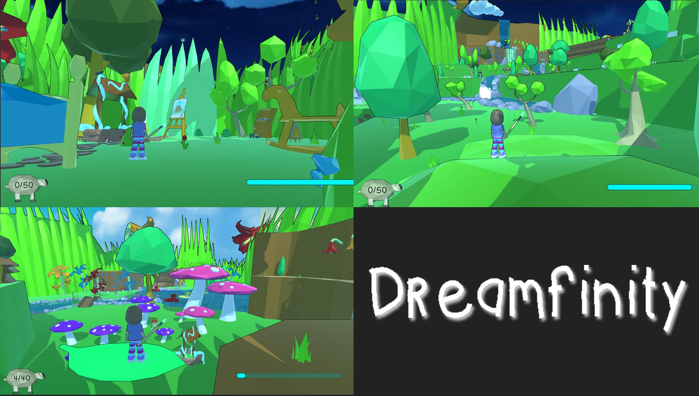 Dreamfinity!
