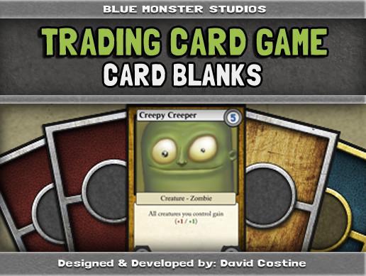 TCG - Trading Card Blanks