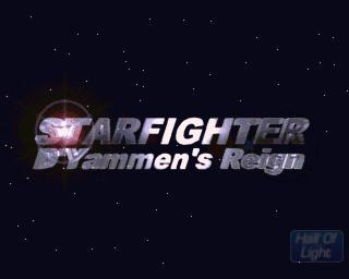 StarFighter : D'Yammen's Reign