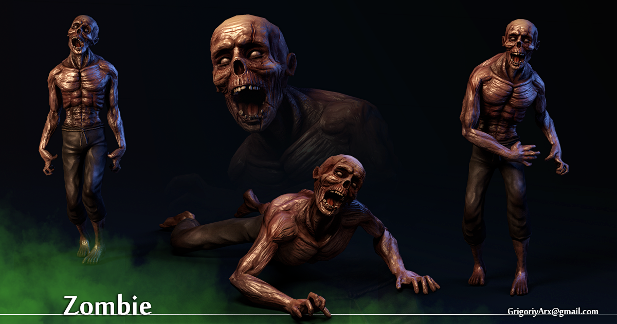 Zombie Gr