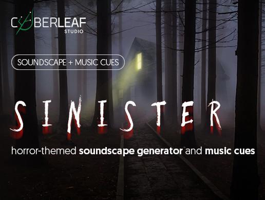 Sinister - soundscape generator