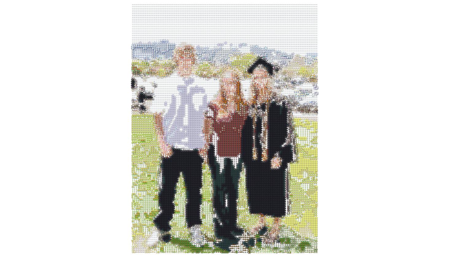 Image Generating Algorithm