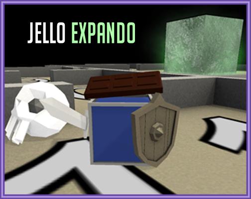 Jello Expando
