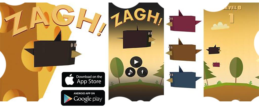 Zagh!