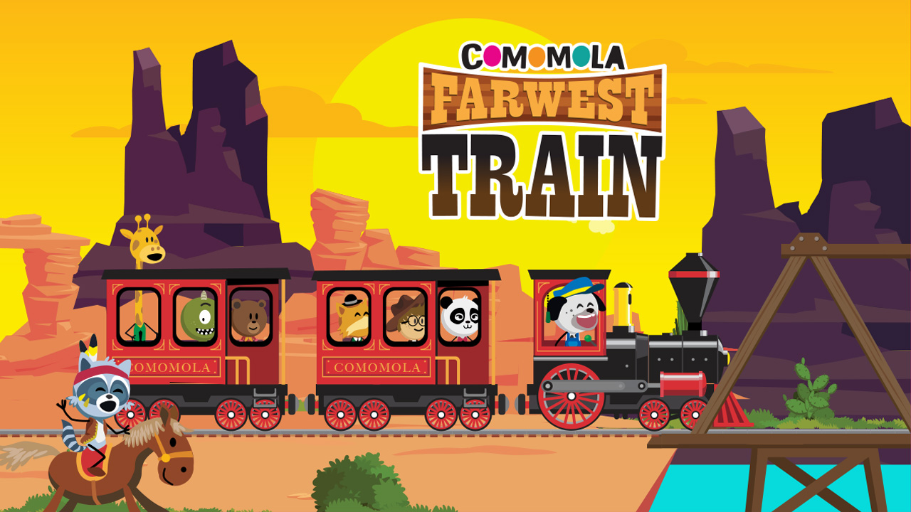 Comomola Far West Train