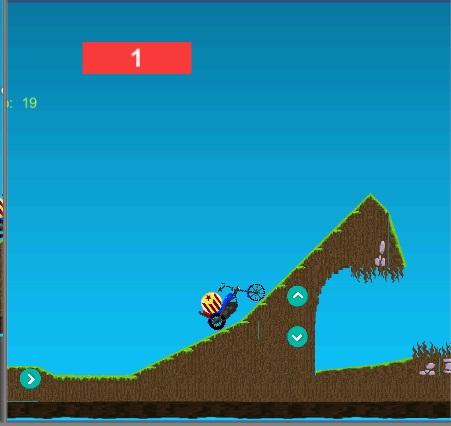 Un juego de plataformas