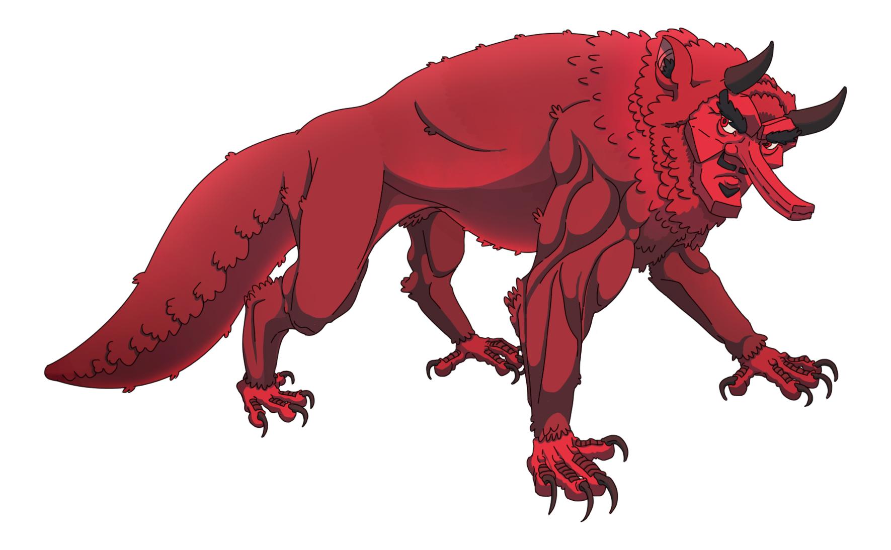Tengu Beast Design