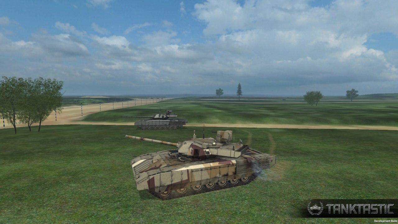 Tanktastic 3D (team member)