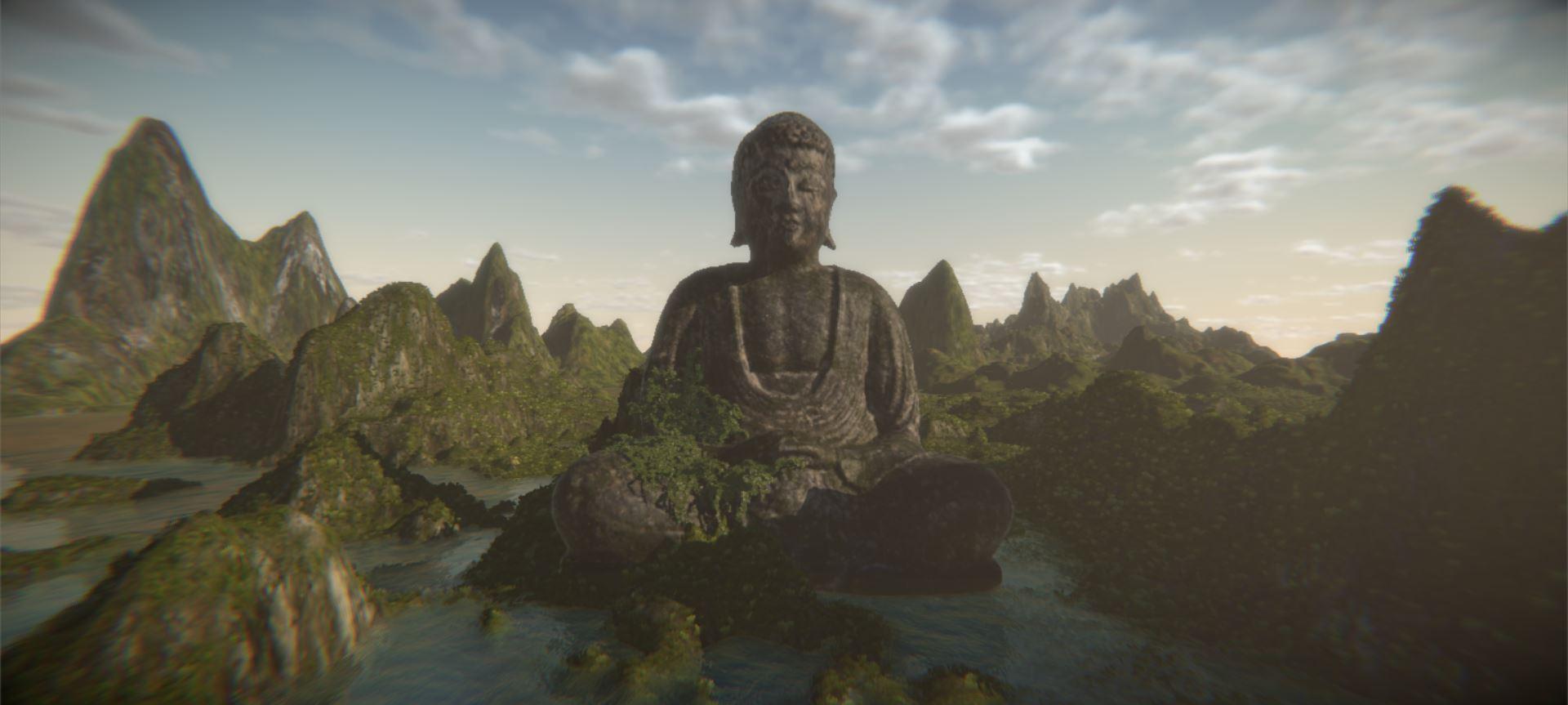 Buddha Lagoon