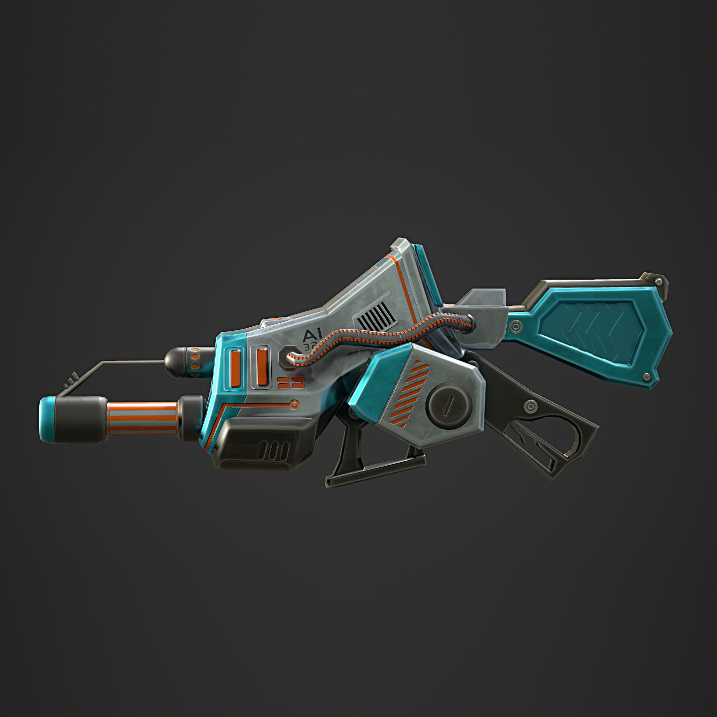 Gun A324