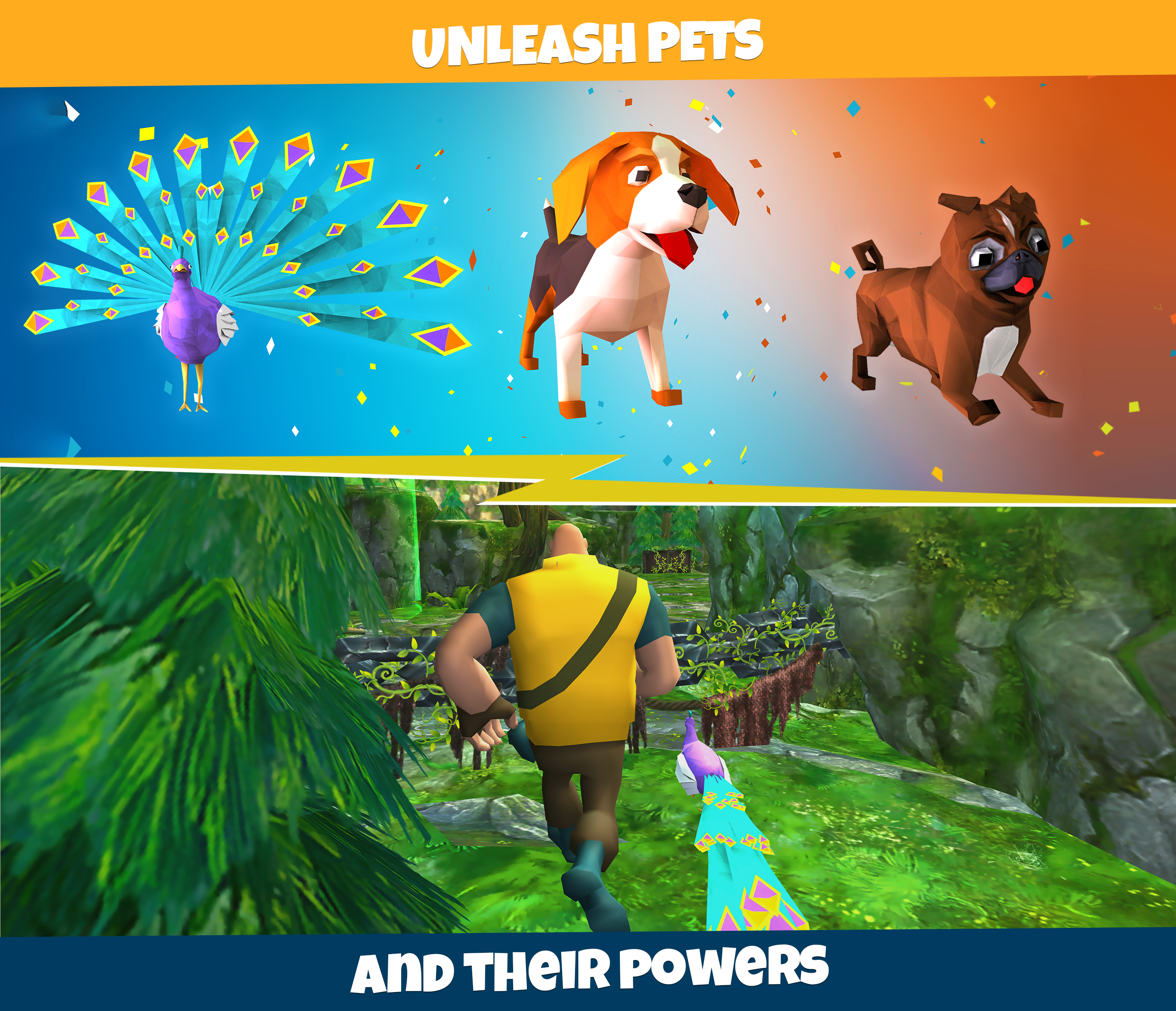 MazeRun: Pets and parkour - Unity Connect