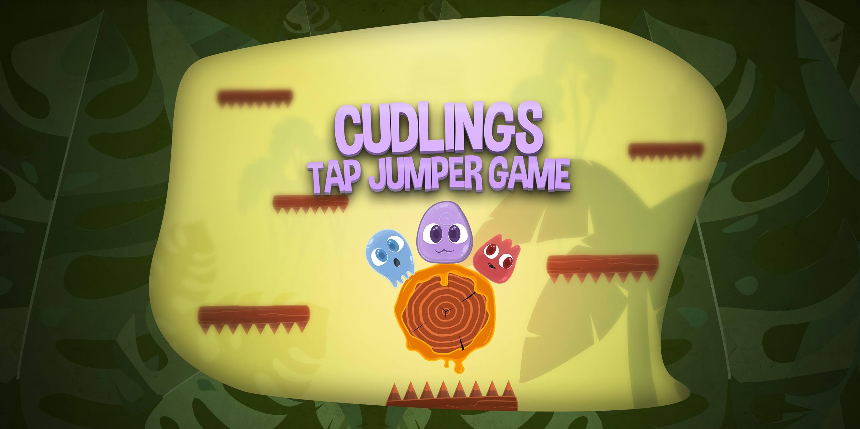 Cuddlings - Tap Jumper game