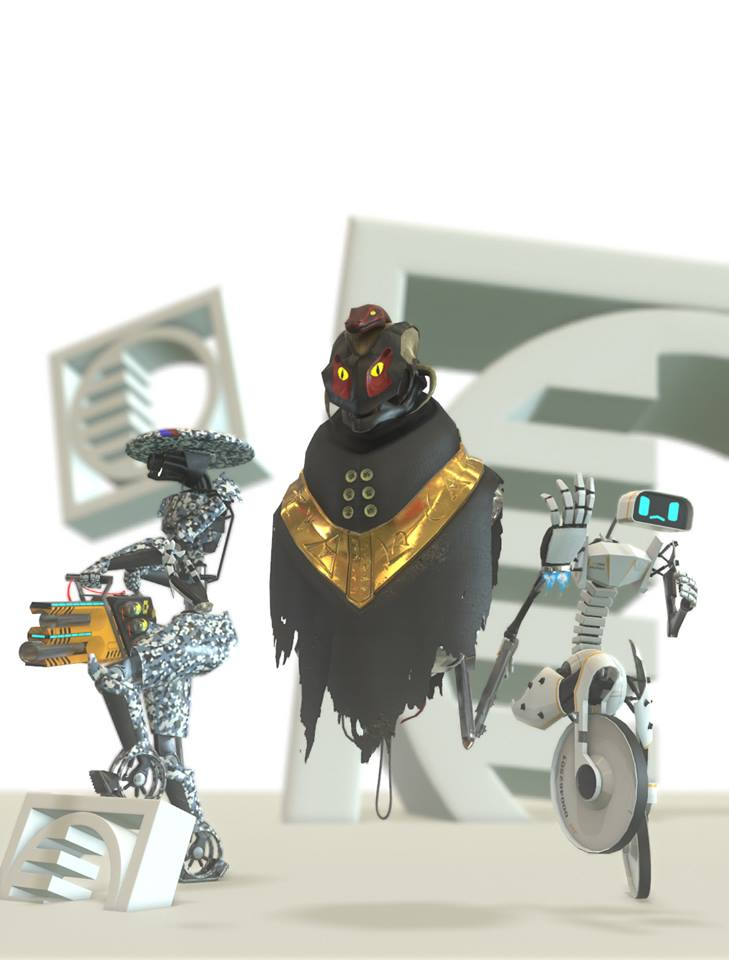 Robot Battle Arena